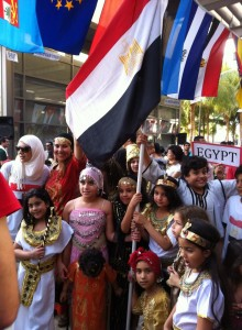 parade of nations egypt