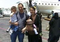 Claire Sale Saudi Airplane